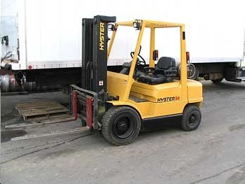 - 1994 HYSTER H50XM